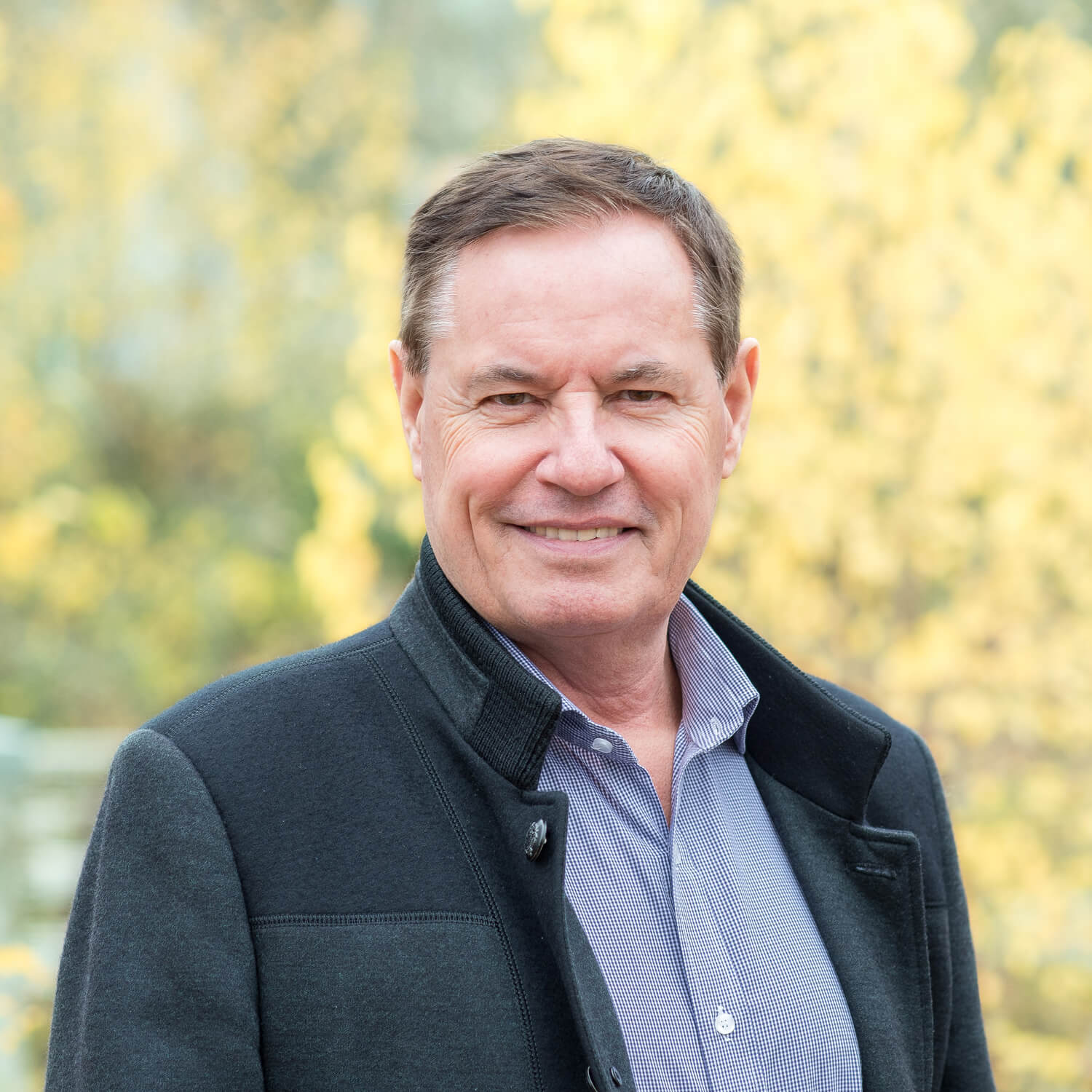Roland Huber, PhD, Co-CEO